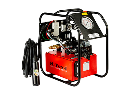 TPA & TPE Torque Wrench Pumps - Cardinal North